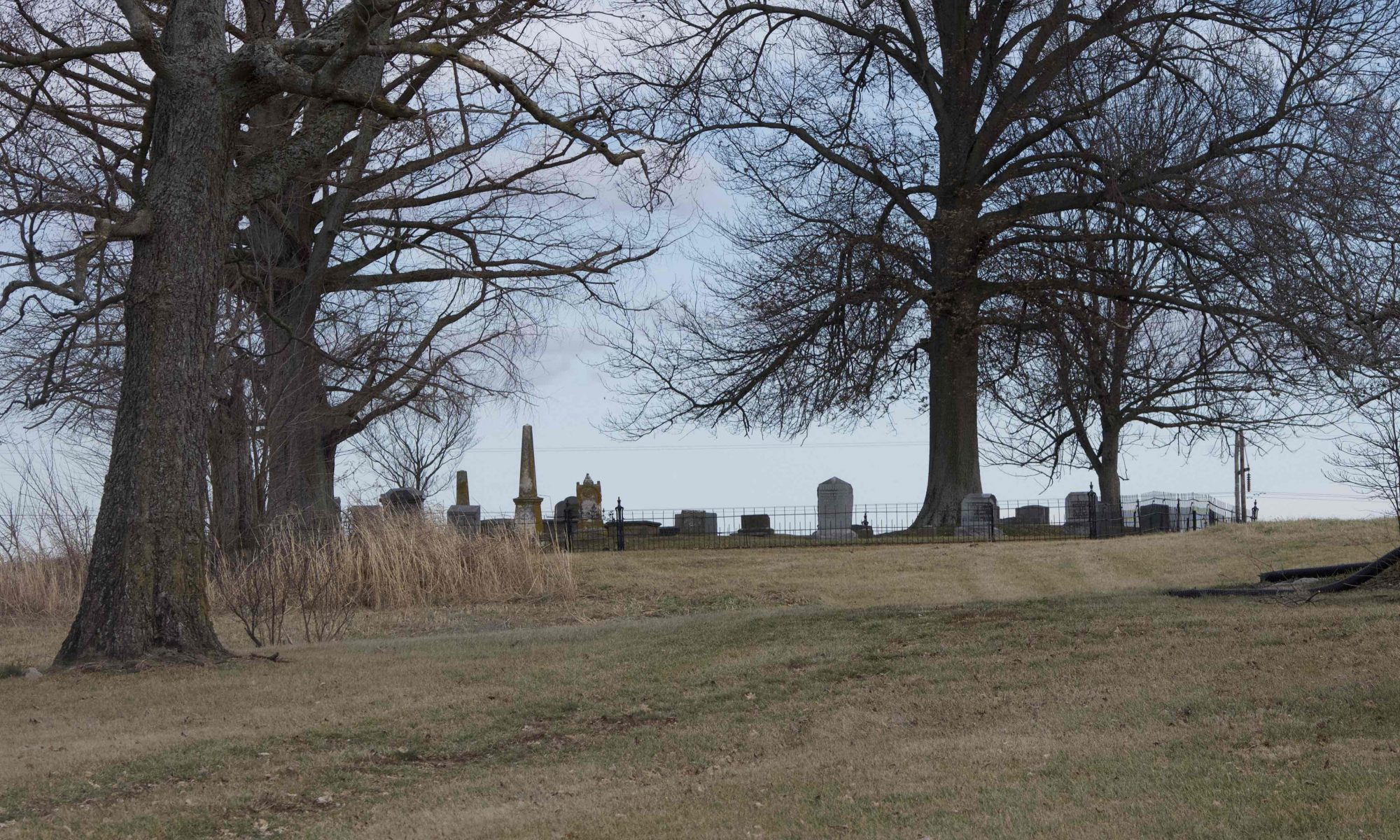 Marshall Cemetery at Federal Hill